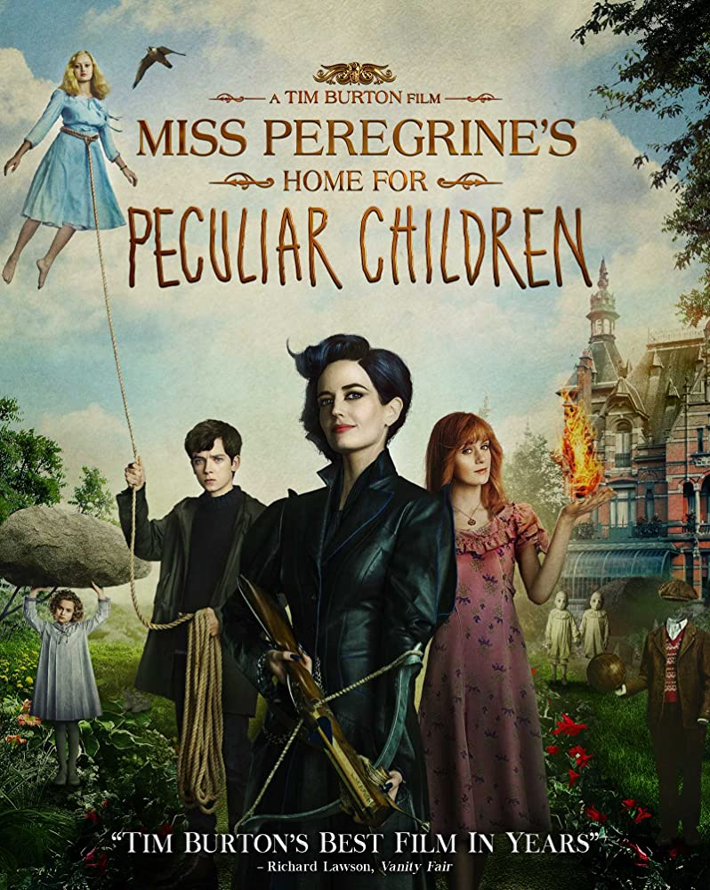 Miss Peregrine's Home for Peculiar Children (2016) [1080p] [BluRay] [YTS MX]