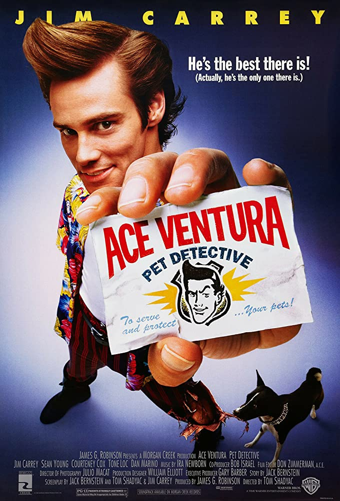 Ace Ventura Pet Detective 1994 1080p BluRay x265-RARBG