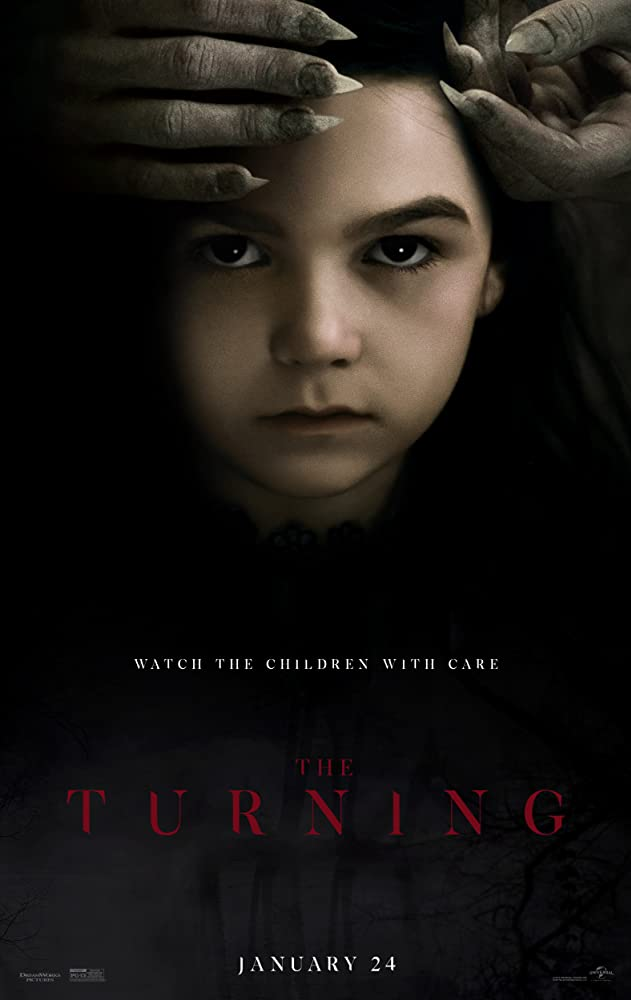 The Turning 2020 HDRip AC3 x264-CMRG