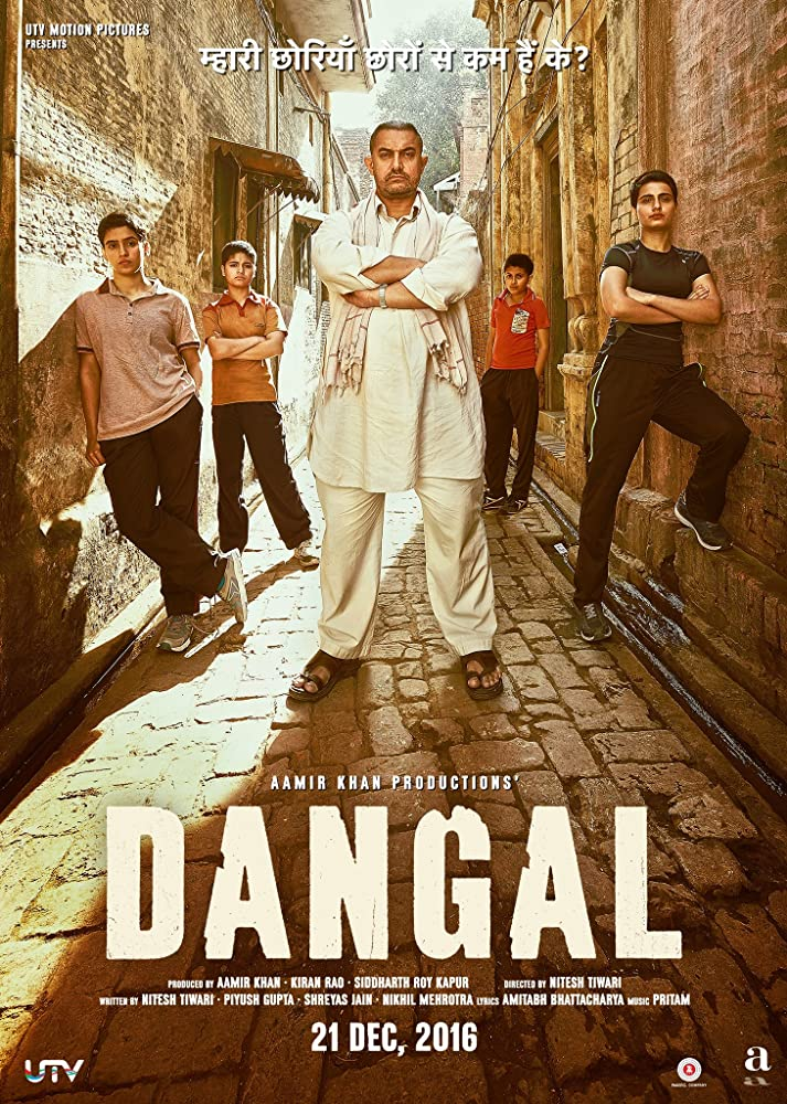 Dangal (2016) [1080p] [BluRay] [YTS MX]
