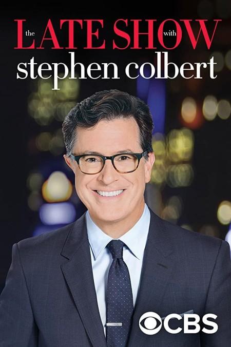 Stephen Colbert 2020 04 08 Stephen Colbert from home 720p WEB x264-XLF