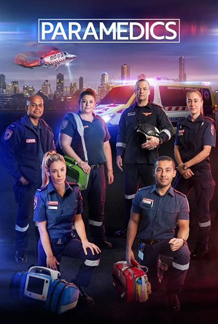 Paramedics S02E07 720p HDTV x264-CBFM