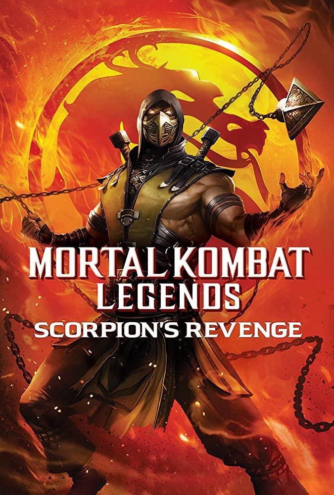 Mortal Kombat Legends Scorpions Revenge 2020 1080p WEBRip x265-RARBG