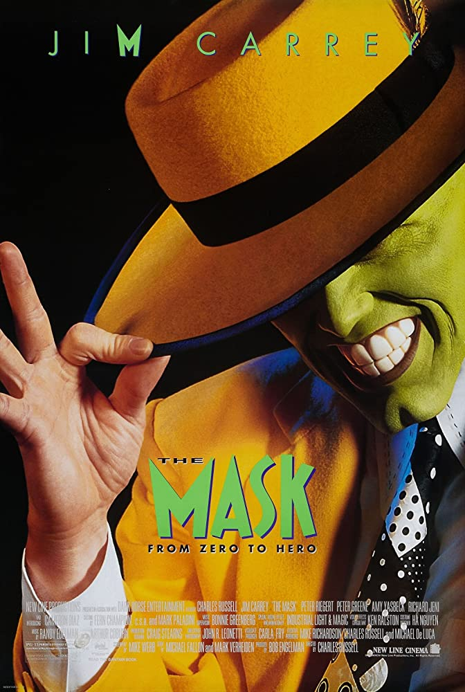 The Mask 1994 1080p BluRay x265-RARBG