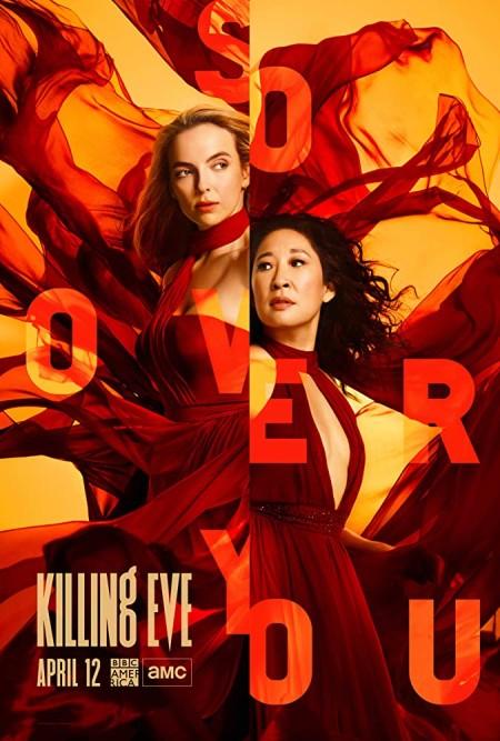 Killing Eve S03E01 Slowly Slowly Catchy Monkey 720p AMZN WEB-DL DDP5 1 H 26 ...