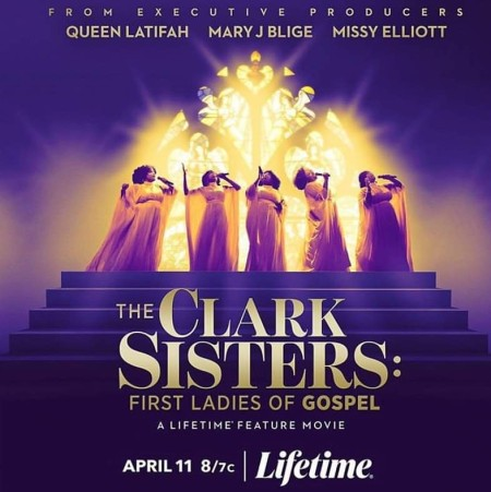 The Clark Sisters First Ladies of Gospel (2020) 720p HDTV x264-GalaxyRG