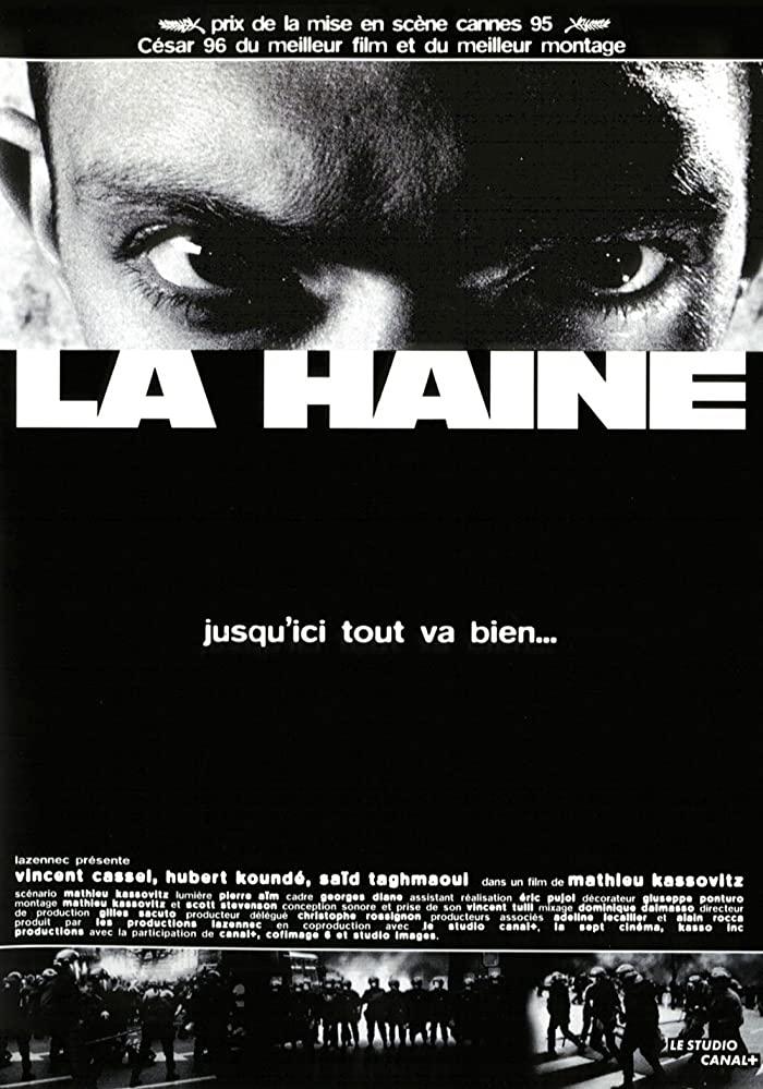 La Haine 1995 [720p] [BluRay] YIFY