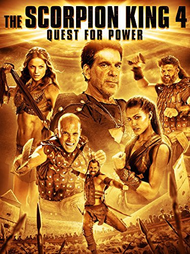 The Scorpion King 4 Quest for Power (2015) [1080p] [BluRay] [YTS MX]
