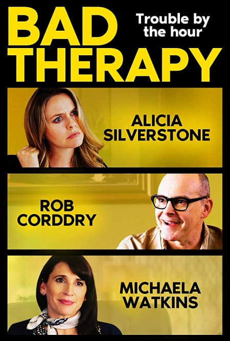 Bad Therapy 2020 HDRip XviD AC3-EVO