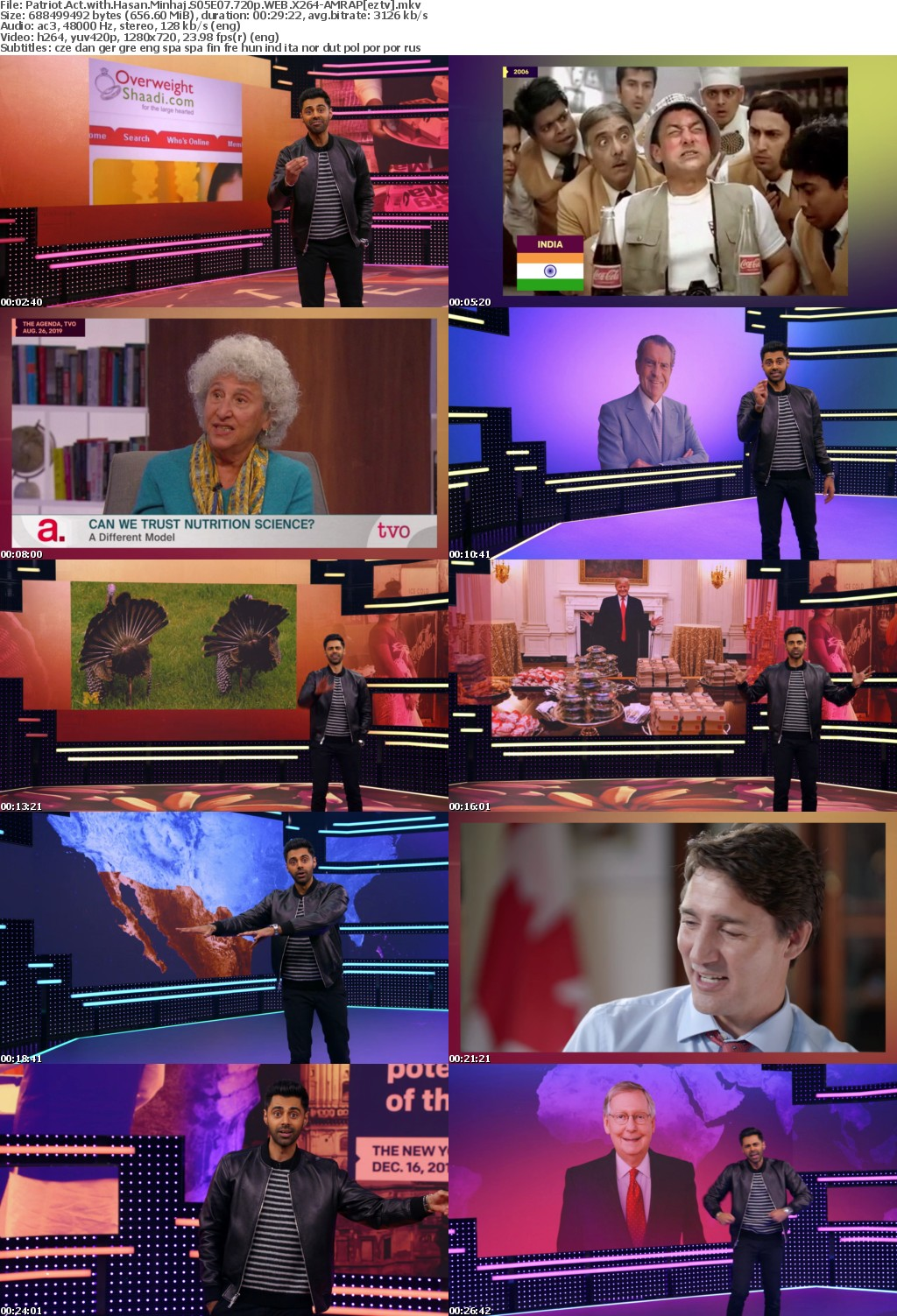 Patriot Act with Hasan Minhaj S05E07 720p WEB X264-AMRAP