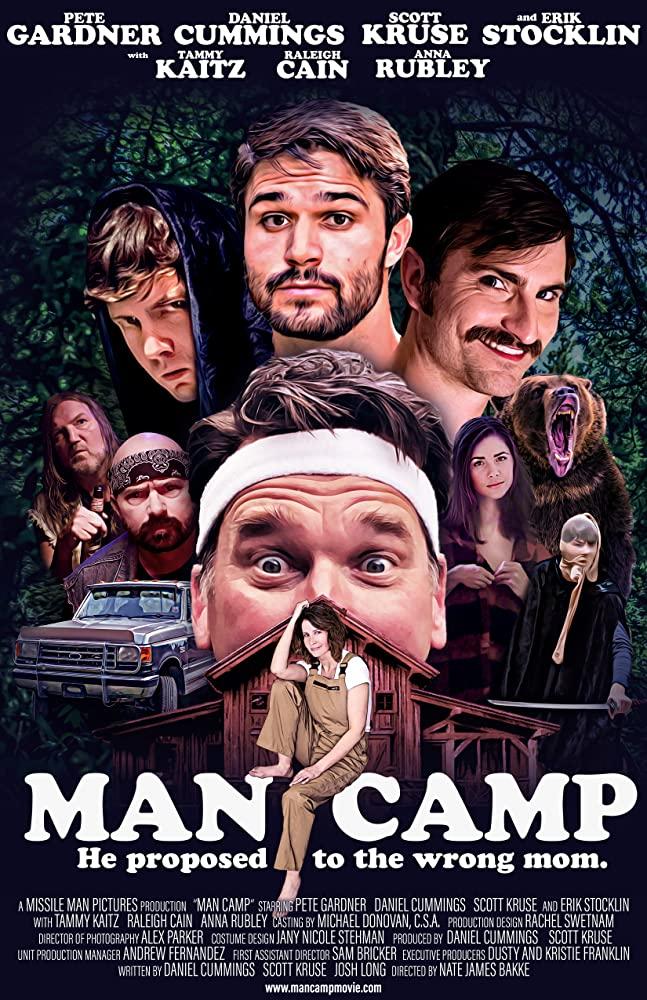Man Camp 2019 720p WEBRip 800MB x264-GalaxyRG