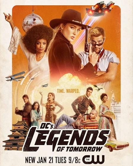 DCs Legends of Tomorrow S05E09 HDTV x264-CRAVERS