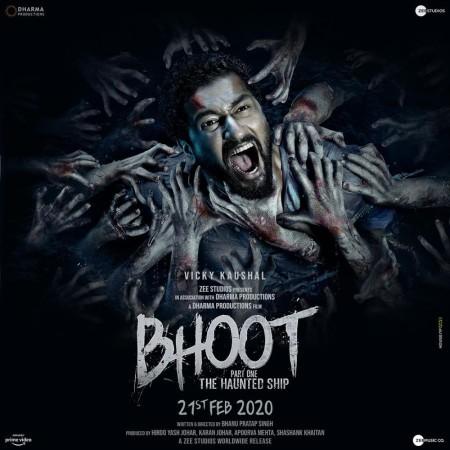 Bhoot Part One - The Haunted Ship (2020) Hindi 1080p WEB-DL x265 HEVC DD5 1 ESub 1337PRO