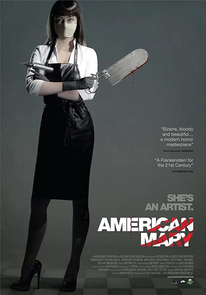 American Mary (2012) [1080p] [BluRay] [YTS MX]
