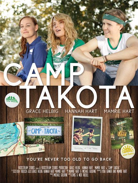 Camp Takota (2014) 720p WEBRip X264 Solar