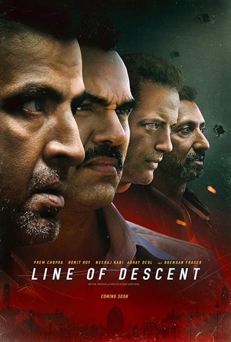 Line of Descent 2019 720p BluRay x264