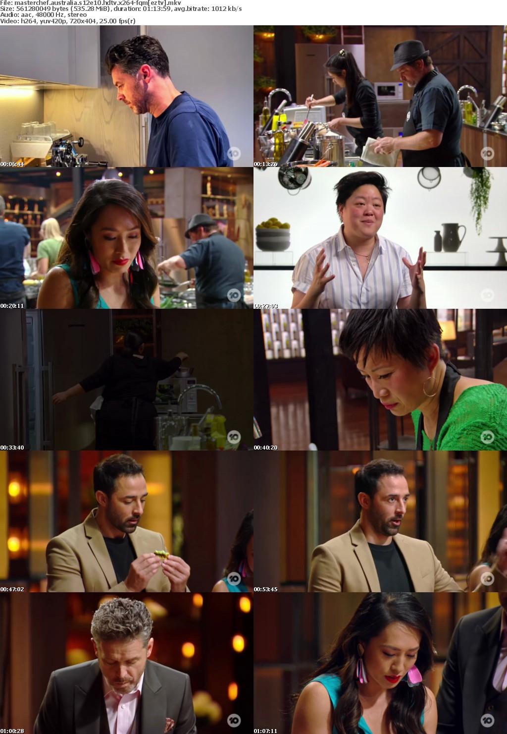 MasterChef Australia S12E10 HDTV x264-FQM