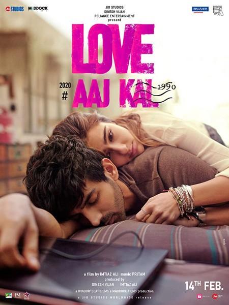 Love Aaj Kal (2020) Hindi Original 720p NF WEBRip 800 MB DD-5 1 ESub x264 - ...
