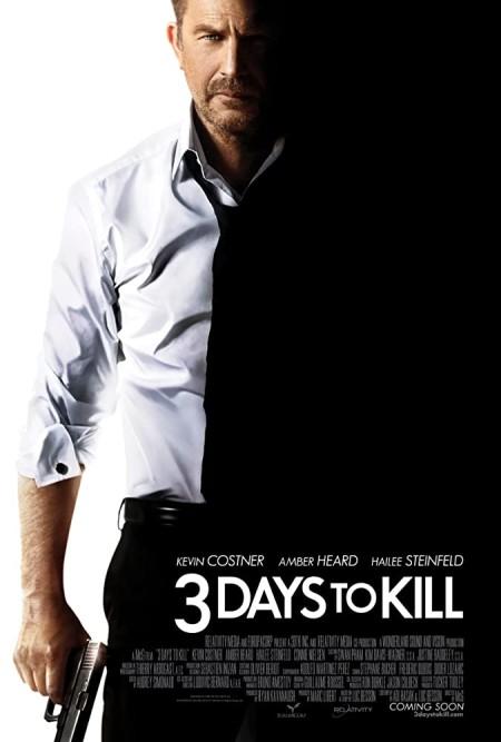 3 Days to Kill (2014)Mp-4 X264 Dvd-Rip 480p AACDSD