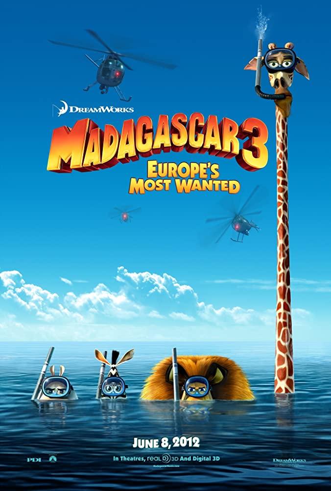 Madagascar 3 Europes Most Wanted 2012 1080p BluRay x265-RARBG