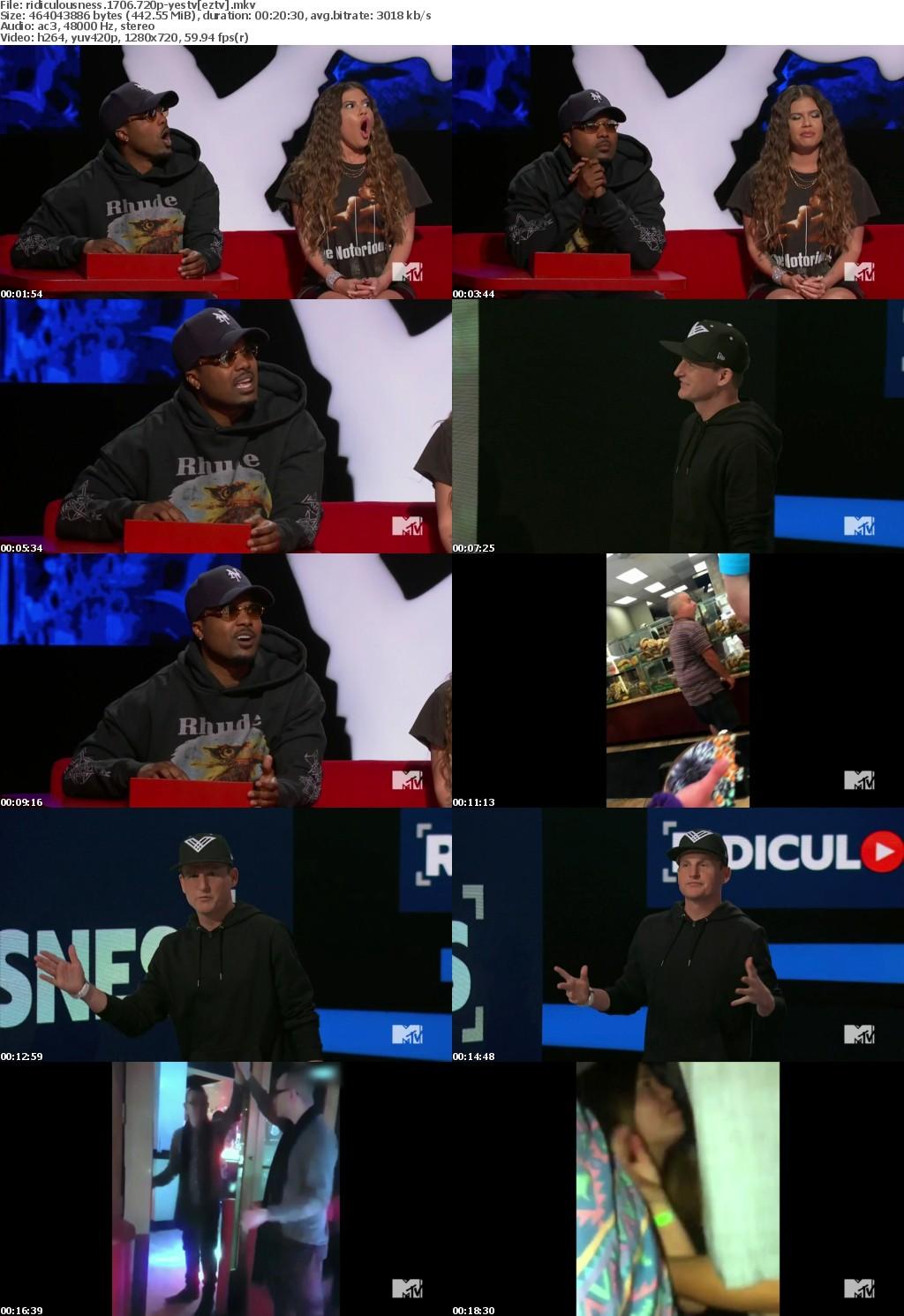 Ridiculousness S17E06 720p HDTV x264-YesTV