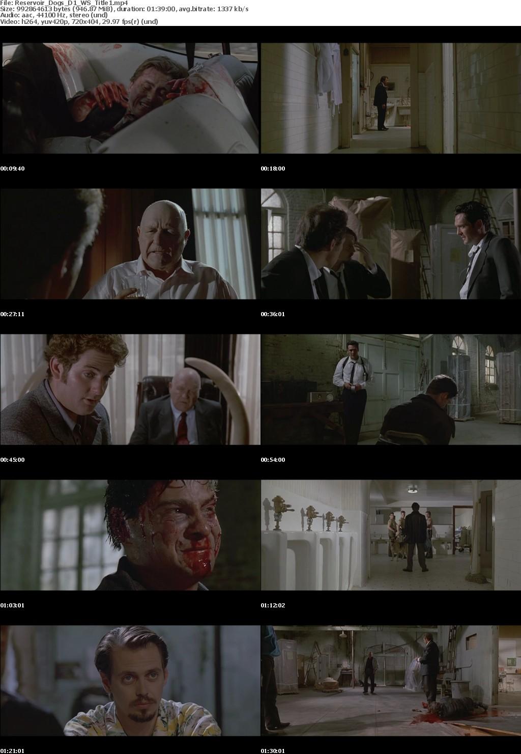 Reservoir Dogs (1992)Mp-4 X264 Dvd-Rip 480p AACDSD