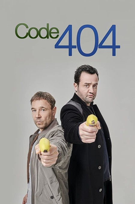 Code 404 S01E01 INTERNAL 720p AHDTV x264-FaiLED