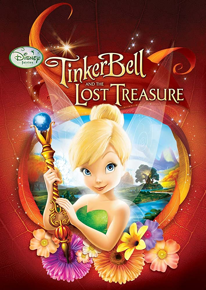 Tinker Bell and the Lost Treasure (2009) [720p] [BluRay] [YTS MX]