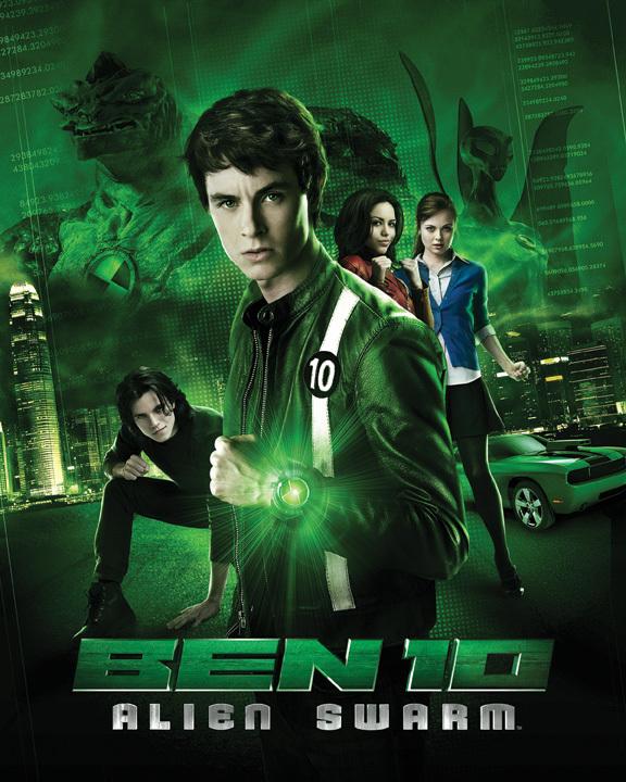 Ben 10 Alien Swarm (2009) [1080p] [BluRay] [5 1] [YTS MX]