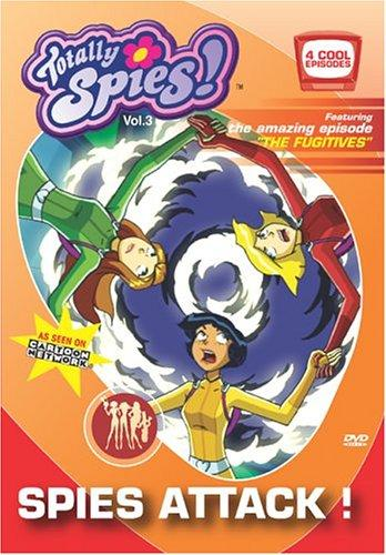 Totally Spies S06E23 HDTV x264-W4F