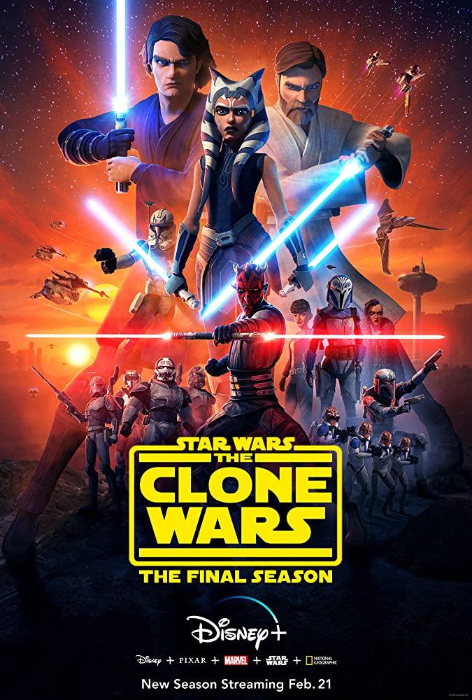 Star Wars The Clone Wars S03 XviD-ZMNT