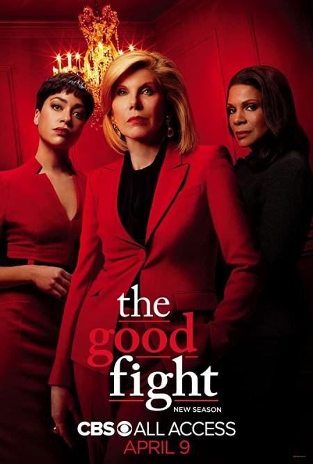 The Good Fight S04E04 iNTERNAL 480p x264-mSD