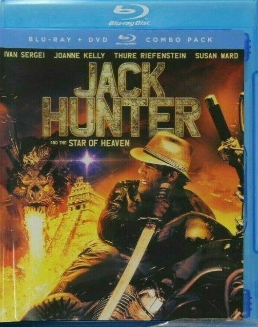 Jack Hunter and the Star of Heaven (2009) 720p WEBRip x264 Dual Audio English Hindi ESubs-DLW