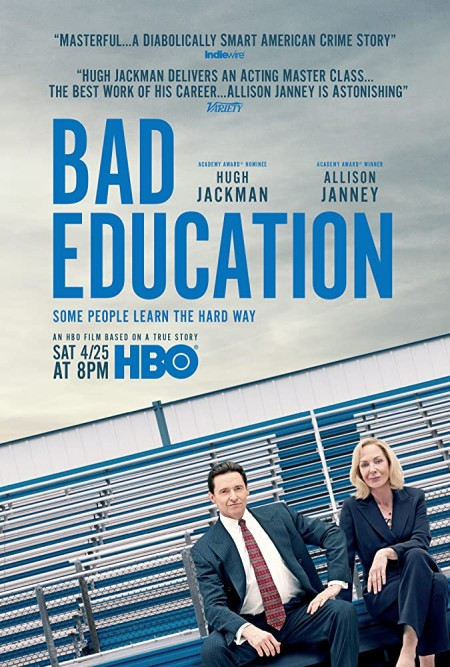 Bad Education 2019 HDRip XviD B4ND1T69