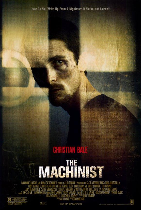 The Machinist (2004) [720p] [BluRay] [YTS MX]