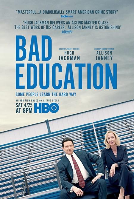 Bad Education (2020) HDRip XviD AC3  EVO