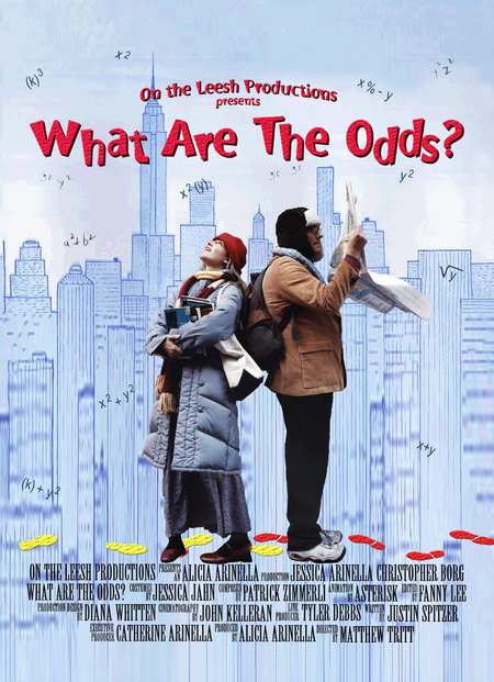 What Are the Odds (2020) Hindi 1080p NF WEBRip x264 DD 5.1 ESubs - LOKiHD - Telly