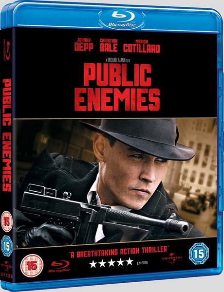 Public Enemies (2009) 720p BluRay x264 Dual Audio English Hindi-DLW