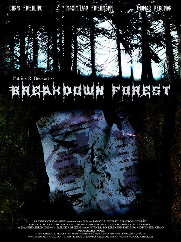Breakdown Forest 2019 DUBBED 1080p WEB-DL H264 AC3-EVO