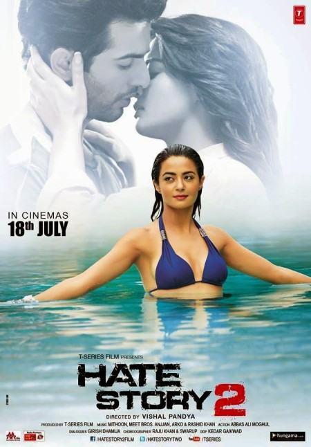 Hate Story 2 2014 Hindi 1080p NF WEBRip x264 DD 5 1 ESubs - LOKiHD - Telly