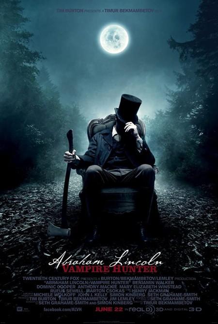Abraham Lincoln: Vampire Hunter (2012)Mp-4 X264 Dvd-Rip 480p AACDSD