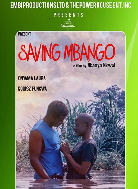 Saving Mbango 2020 720p WEBRip 800MB x264-GalaxyRG