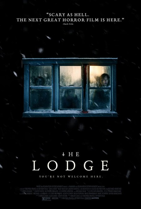 The Lodge (2019) 1080p BluRay 10bit HEVC x265 Hindi DDP 5 1 + English DD 5 1 EBSub ~ imSamirOFFICIAL
