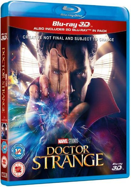 Doctor Strange (2016) 3D HSBS 1080p BluRay x264-YTS