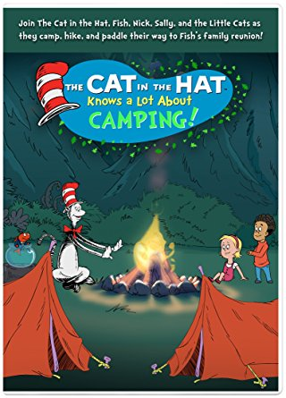 The Cat In The Hat Knows A Lot About Camping! (2016) 720p HDrip X264 Solar
