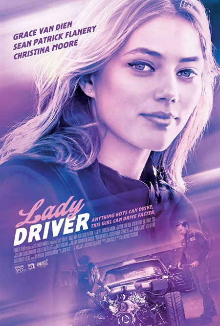 Lady Driver (2020) HDRip XviD AC3-EVO