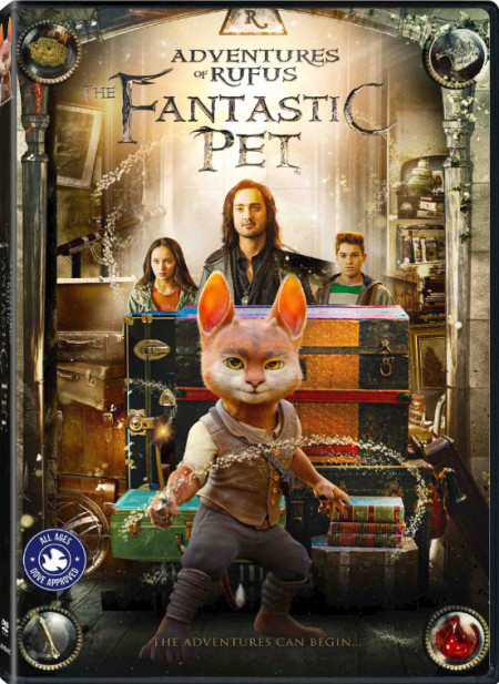 Adventures Of Rufus The Fantastic Pet 2020 720p WEBRip 800MB x264-GalaxyRG