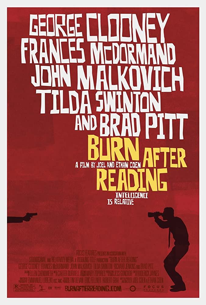 Burn After Reading 2008 1080p BluRay x265-RARBG