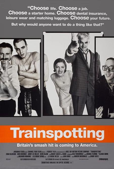 Trainspotting 1996 720p BluRay x264 Ganool