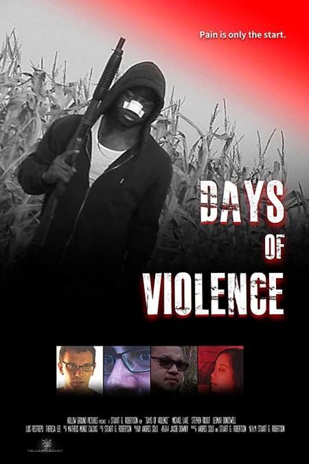 Days of Violence (2020) HDRip x264 - SHADOW